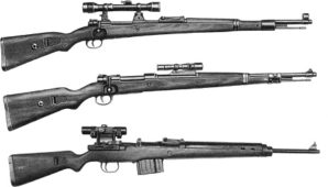 Материал сайта gun-test о Mauser 98k