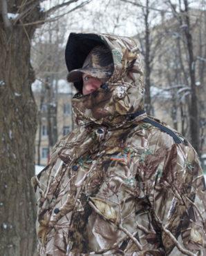 «Антикризисный» зимний охотничий костюм от Norfin