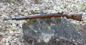 Тест классического Mauser 98k