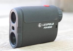 Брендовый дальномер за 15 900 рублей: Leupold RX 650